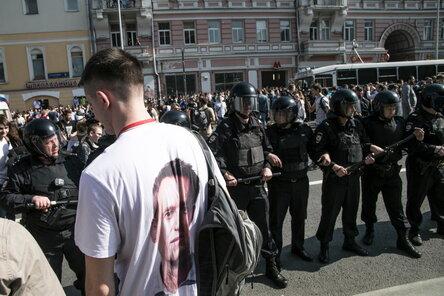 Фото: Влад Докшин / «Новая газета»